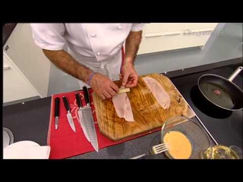 Karlos Arguiñano en tu cocina: Puerros con jamón cocido