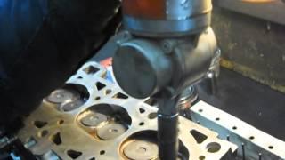 Пневматическое устройство д/притирки клапанов ZECA от компании АвтоСпец - видео