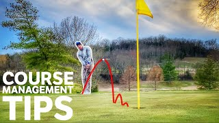 Course Management Tips To Lower Scores