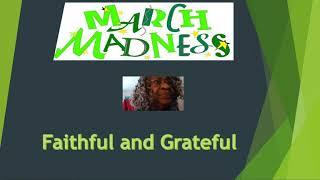 Faithful Grateful - Day 8