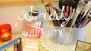 Image for video on Get Ready With Me - Daytime Hair & Makeup (Part I) by Tejasvini Chander