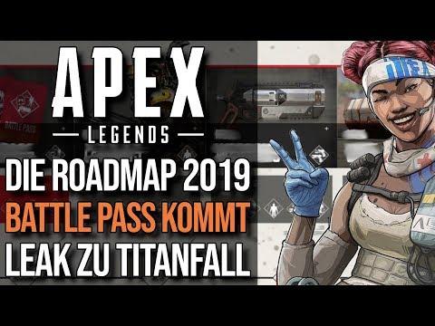 Die Roadmap 2019 | Battle Pass Infos | Apex Legends NEWS