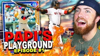 *NEW SERIES* Papi's Playground! MLB The Show 20 | Diamond Dynasty