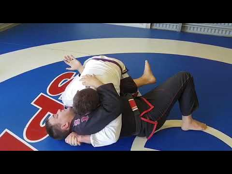 The BJJ Coach: How to Escape a Tight Side Control