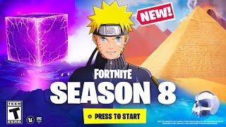 *NEW* Fortnite Season 8 BIGGEST LEAKS yet!