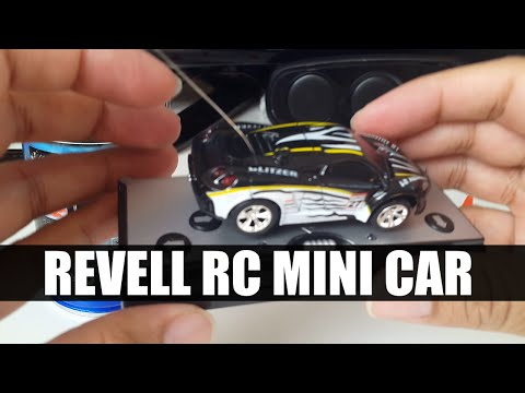 Mini Radio Controlled RC Car Review by Revell