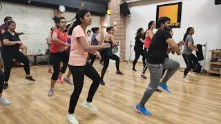 Pyar Tenu Karda Gabru - Ayushmann Khurana    Kishan Gupta   Basic Steps   Bollyfit   Bollybeats  