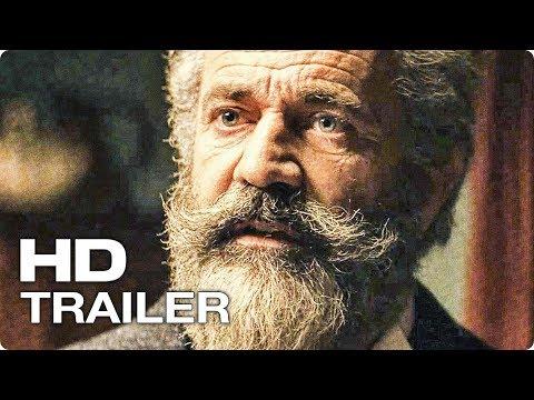 ИГРЫ РАЗУМОВ Русский Трейлер #1 (2019) Мэл Гибсон, Шон Пенн видео