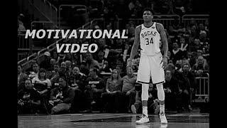 Giannis Antetokounmpo Motivational Video