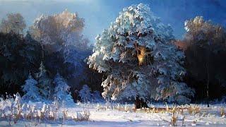 Прекрасные пейзажи от художника Виктора Быкова