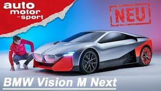 BMW Vision M Next (2019): Ist das noch M? – Review/Neuvorstellung   auto motor und sport