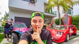 HIDE AND SEEK WIN $10,000 ($4 MILLION MANSION)