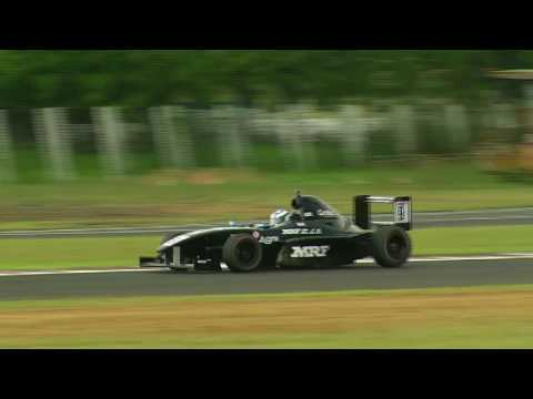 MRF F1600 Championship 2016 Round 4 - Highlights
