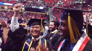 UMUC Commencement: Saturday Afternoon Ceremony - May 14, 2016
