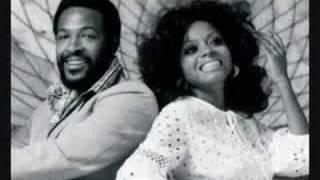 Marvin Gaye & Diana Ross - Pledging My Love - Alt. Vocals