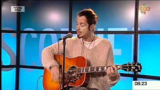 Chris Cornell - Scream [Acoustic] - GO' Morgen '09
