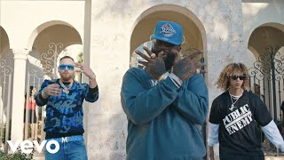 Jon Z, Rick Ross, Miky Woodz - Star Island (Official Video)
