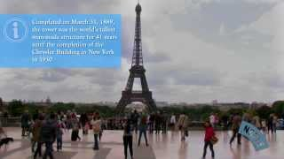 preview picture of video '5 amazing facts about the Eiffel Tower, Paris'