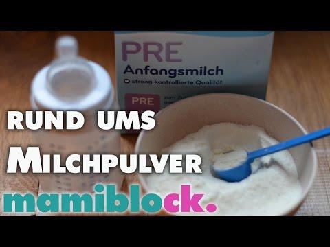 Alles rund ums Milchpulver | Babynahrung | Säuglingsnahrung | mamiblock - Der Mami Blog