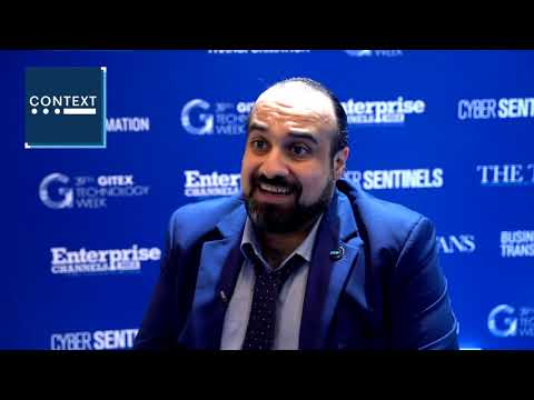 Ahmed Diab, StarLink at GITEX
