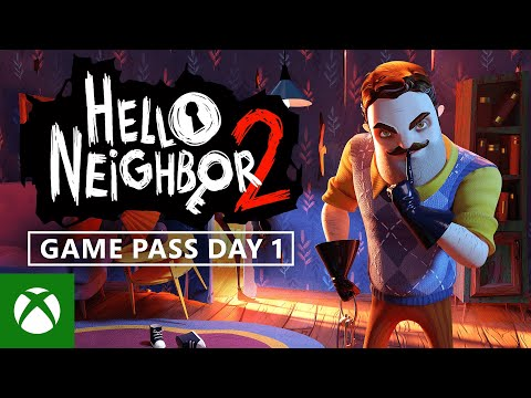 Hello Neighbor 2 AI trailer ID@Xbox