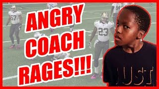 ANGRY MADDEN COACH RAGES!!! - Coach Mav Ep.3  | Madden 16 Draft Champions Gameplay