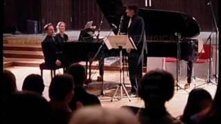 Claude Debussy / Florent Héau, clarinet & Pascal Godart, piano / REMUSICA 2004