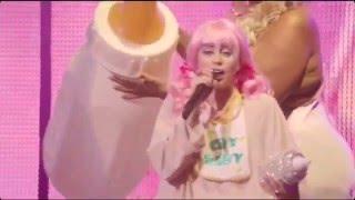 Miley Cyrus - BB Talk (Live)