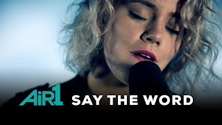 "United ""Say The Word"" LIVE at Air1"