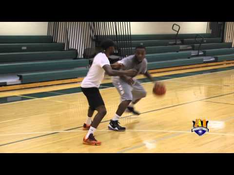 A1 Basketball Fitness workout with Pro Guard Aaron Walton Moss