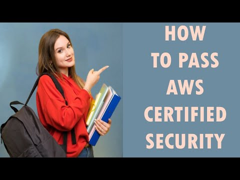 How to Pass AWS Certified Security Specialty Exam in 2021 ...