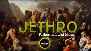 Jethro Bible Story | Father in law of Moses | Jethro Visits Moses| Exodus Chapter 18