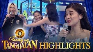 Tawag ng Tanghalan: Vice Ganda corrects Anne's wrong superstition