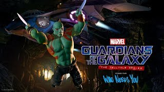 Marvel's Guardians of the Galaxy: The Telltale Series - EPISODE FOUR TRAILER