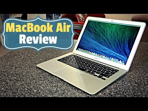 MacBook Air 2014 Review: Best Laptop for Students?