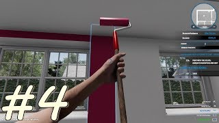Amaranth Variety! Paint and Change Broken Electrical Socket! House Flipper Gameplay #4