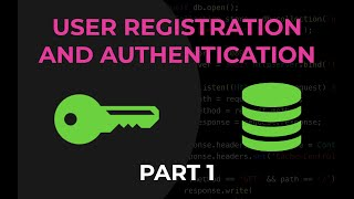 User Registration and Authentication Tutorial with Dart and MongoDB (Part 1)