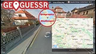 Geoguessr   Unused Great Guesses