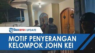 Terungkap! Motif di Balik Kelompok John Kei Merusak Rumah Nus Kei di Green Lake City Cipondoh