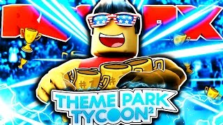 How to get ALL ACHIEVEMENTS in Theme Park Tycoon!! | Roblox