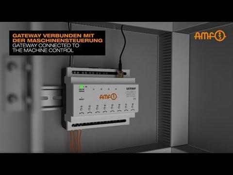 Sistema sensor inalámbrico - Innovadora técnica para la automatización completa