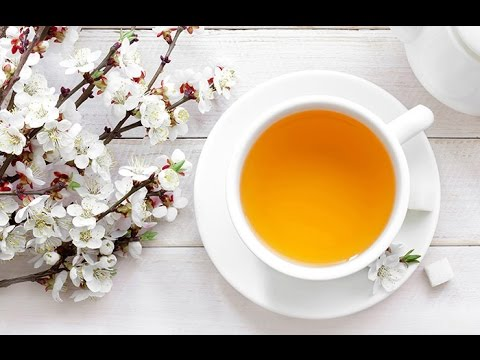 Video YELLOW TEA - The Health Benefits of Consuming Yellow Tea