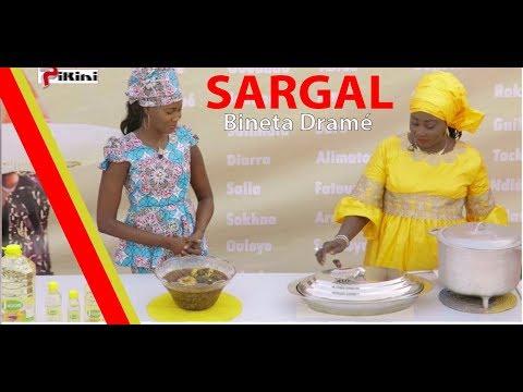 Sargal – Voici la charmante Binta Dramé, maman de Dikoon véritable cordon bleu !