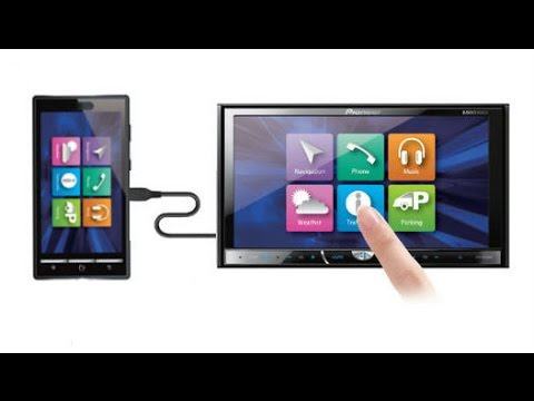 Double DIN 7018B Aux Usb Card Bluetooth TouchScreen 7 inch - Youtube