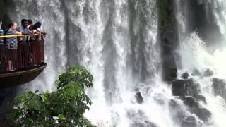 preview picture of video 'Iguazu Falls - February 2012 / Cataratas de Iguazu - Febrero del 2012'