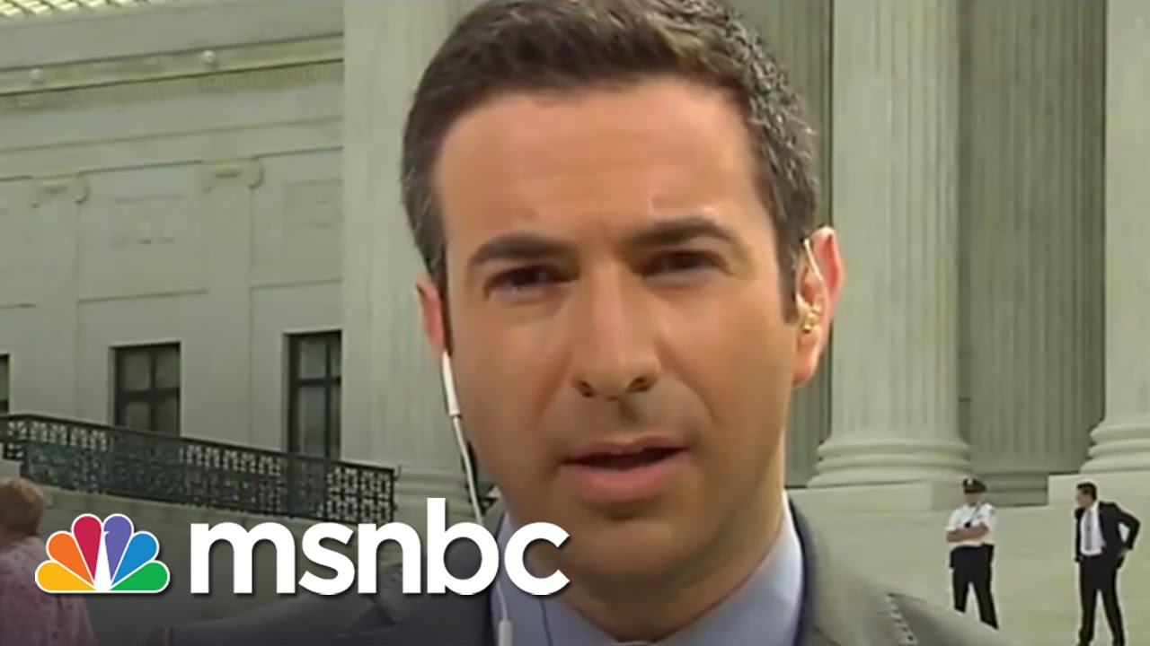 SCOTUS Rules In Favor Of Affordable Care Act | msnbc thumbnail