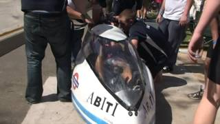 preview picture of video 'Norwood Morialta Highschool in the Australian HPV Super Series- Murray Bridge 24 hour race'