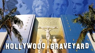 FAMOUS GRAVE TOUR - Holy Cross #2 (John Candy, Mary Astor, etc.)