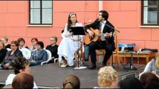 Svatební šaty  hudba Eva Maturová a František Soukup