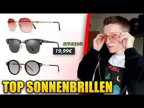 TOP 7 SONNENBRILLEN (günstig) 😎
